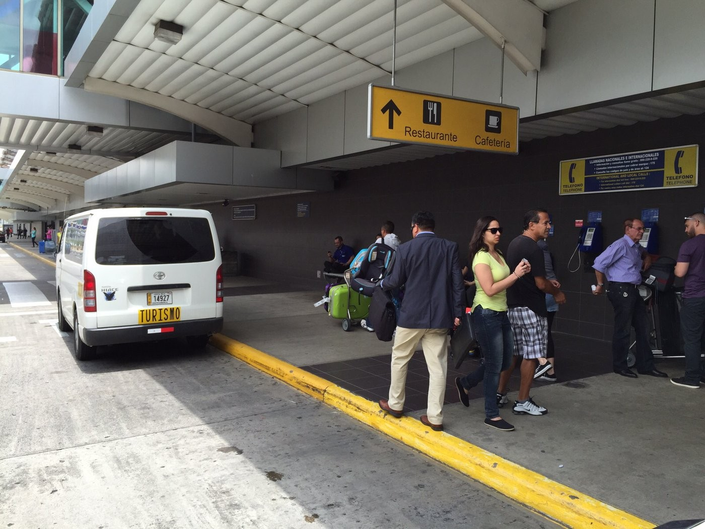 Skyway Airport Transfer In Costa Rica To Domestic And